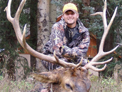 Colorado elk mule deer hunting outfitter big game lodge for Colorado out of state fishing license