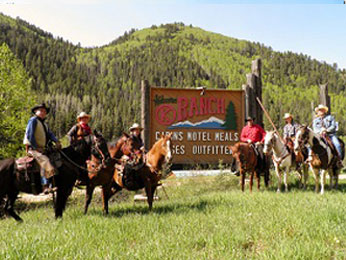 Southern Colorado Dude Ranch
