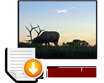 Hunt Book Application | Circle K Ranch